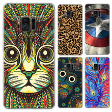Drop Shipping TPU Soft Phone Case for Asus Zenfone AR ZS571KL 5.7-inch Fashion Pattern Colorful Painted