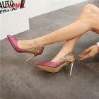 Wedding Shoes Female...