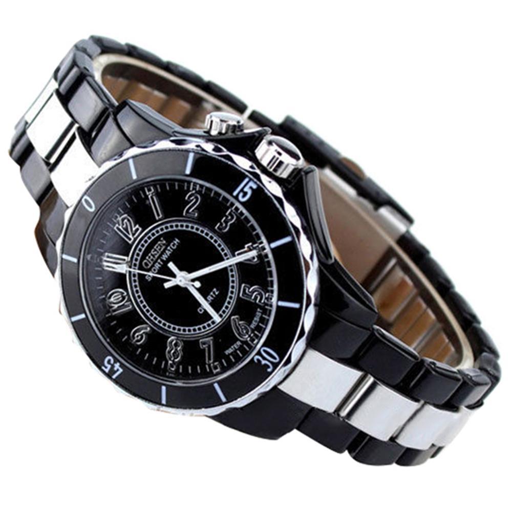 Men Boy Sports Stainless Steel LED Luminous Light Round Dial Quartz Wrist Watches Men Boy Sports Stainless Steel LED Luminous Light Round Dial Quartz Wrist Watches