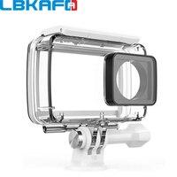 LBKAFA For Original Xiaomi YI Waterproof Case Diving 40m Waterproof For Xiaomi YI 4K Action Camera