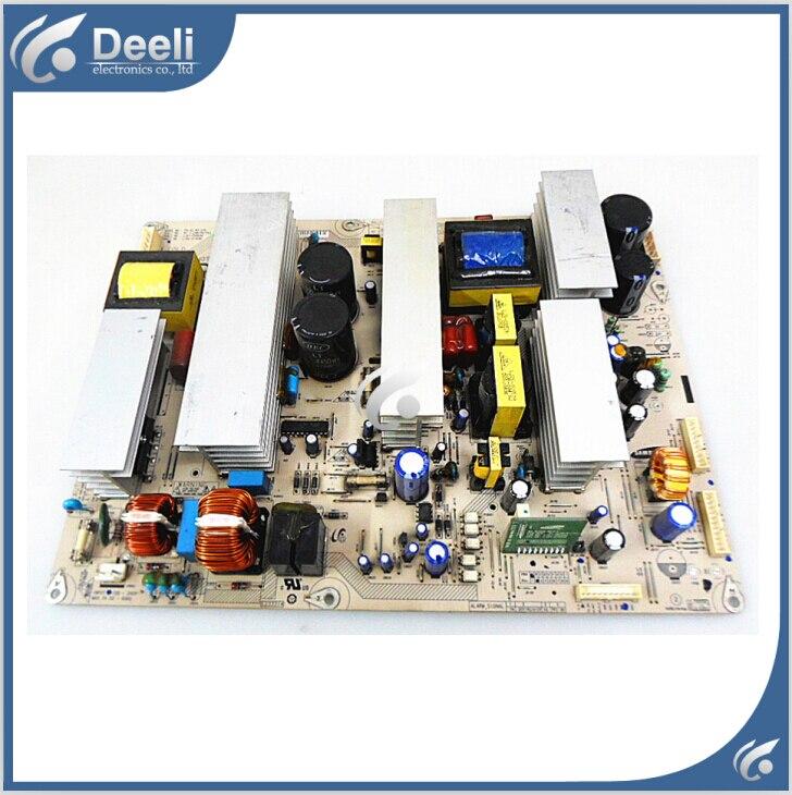 95% new original for Power Supply board ps-42 w3-std lj41-05964a lj92-01508c GOOD WORKING original plate 42hd w3 yb lj41 05077a lj92 01484a buffer board used