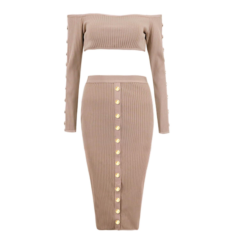 Hight artisanat Noir Taille Femmes Abricot Mi Jupe Longues Courte Costume Chemise Black Party Manches Pour Bar Club apricot PqvqUwt