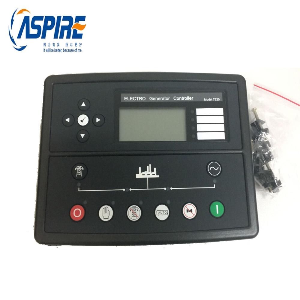 Generator Control Auto Module Automatic Start DSE7320Generator Control Auto Module Automatic Start DSE7320