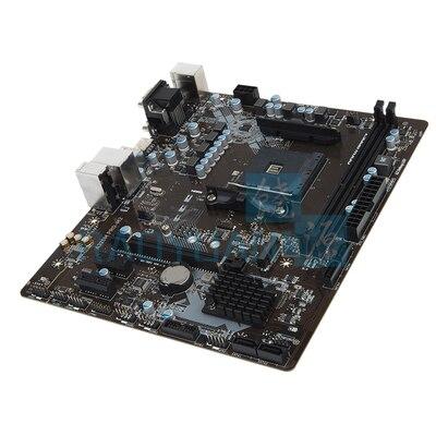 NOUVELLE Carte Mère De Bureau pour MSI A320M PRO-M2-V2 PLUS DDR4 Prise AM4 32 GO soutien R3 1200 2200G R5 1600 200GE CPU