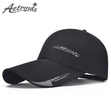 AETRENDS  2018 New Summer Baseball Cap Men or Women Outdoor Sport Caps  Travel Snapback Bone Hats Z-6344 a6dc0781bec8