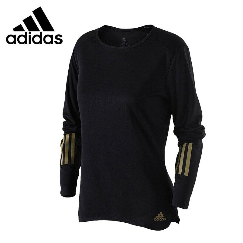 Skateboard-t-shirts Original Neue Ankunft Adidas Rs Ls T W Frauen T-shirts Langarm Sportswear Heller Glanz Sport & Unterhaltung