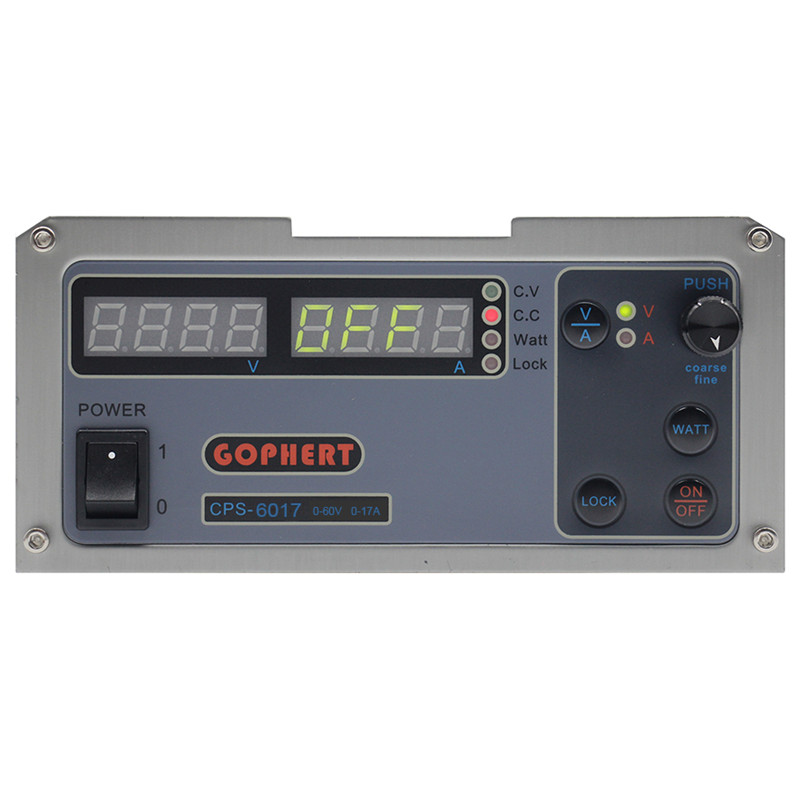 CPS-6017 0-60V/0-17A,1000W High power Digital Adjustable DC Power Supply Switching power supply 220V cps 6011 60v 11a precision pfc compact digital adjustable dc power supply laboratory power supply