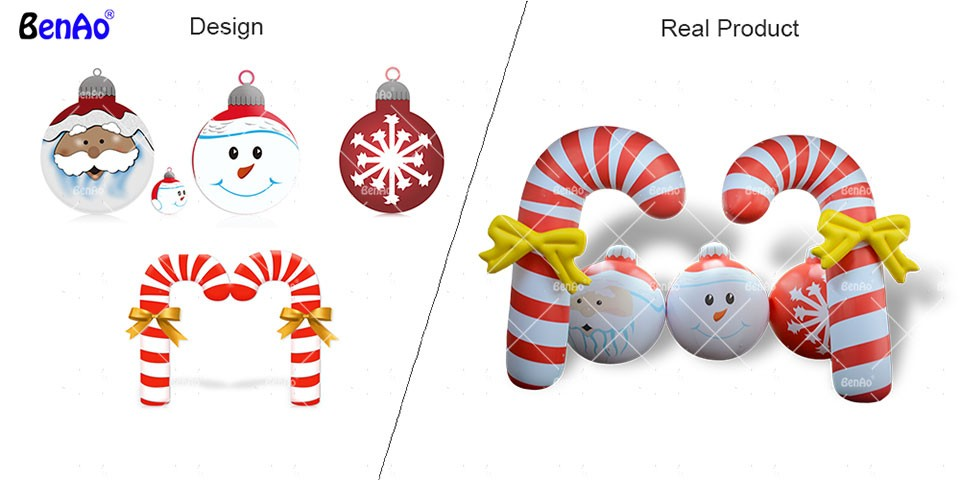 a2d47ef1adf3a Aliexpress.com   Buy X070 7m hight Hot sale inflatable christmas ...