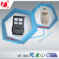 Duplicator  Remote Control CAME TOP432NA 433Mhz Garage Door Opener Switch With Battery Transmitter 4CH