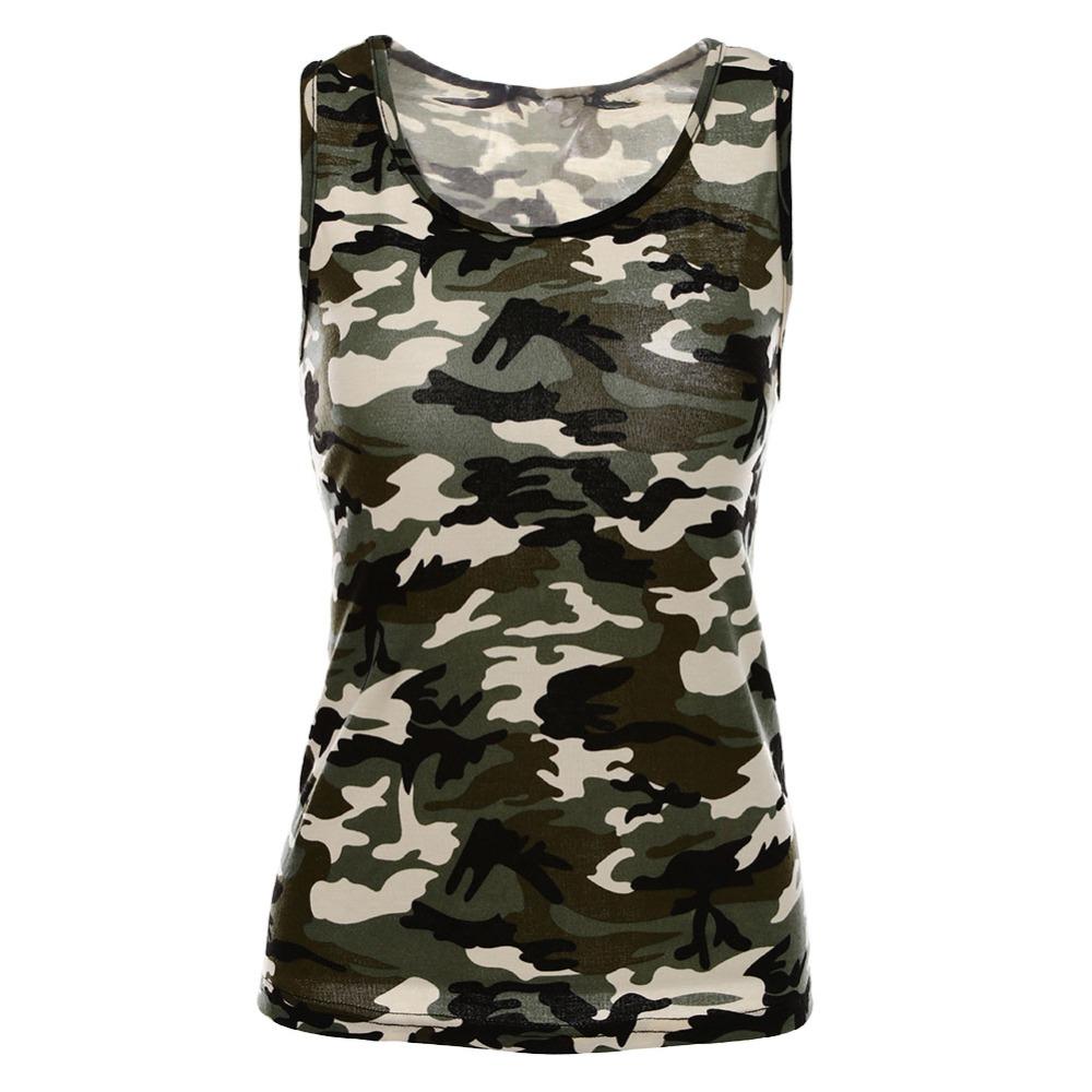 HTB1l.g5QpXXXXXSapXXq6xXFXXXv - New 2017 Summer Shirt Women Camouflage Sexy Vest Shirts