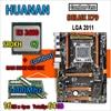 HUANAN Golden Deluxe Version X79 Gaming Motherboard LGA 2011 ATX Combos E5 2680 C2 SR0KH 4