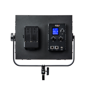 Image 4 - VILTROX VL D85T Professional slim Metal bi color LED oświetlenie fotograficzne i bezprzewodowy pilot na zdjęcie z kamery Studio lampa wideo
