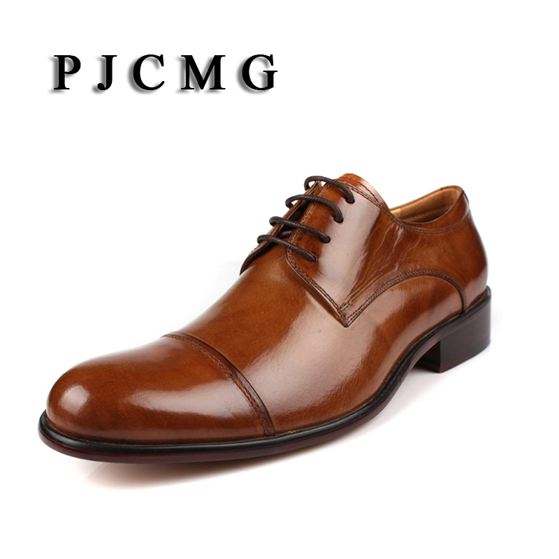 2017 Luxury Brand Men Pointed Toe Brown/Black Men Flat Soft Leather Lace Up Oxford Shoes For Men Wedding Shoes Big Size 38-46 classical black brown yellow brown available soft leather men flats pointed toe lace up spring autumn men shoes casual shoes