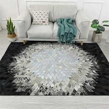 3D ковры для гостиной, спальни, дивана, журнального столика, коврик для йоги на заказ