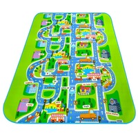 Infant Children Eva Foam Puzzle Play Mat Baby Alfombra Flooring Room Playmate For Kids Activity Floor