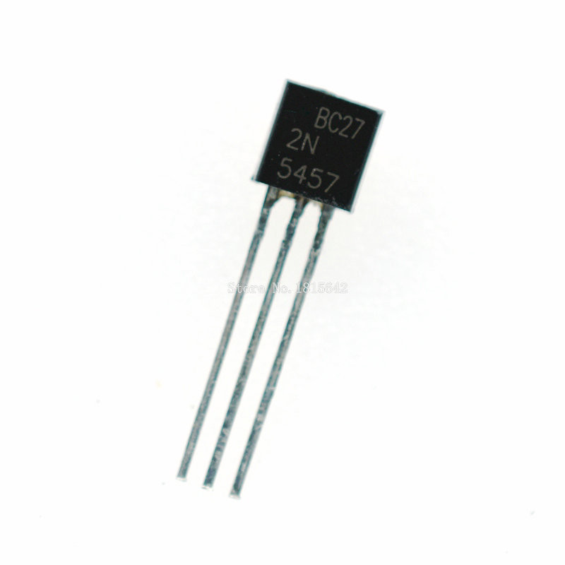 10PCS/LOT 2N5457 TO-92 5457 TO92 Triode Transistor New