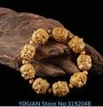 TNUKK Boxwood carvings craft для мужчин ручная работа с аксессуарами восемнадцать arhat beads.