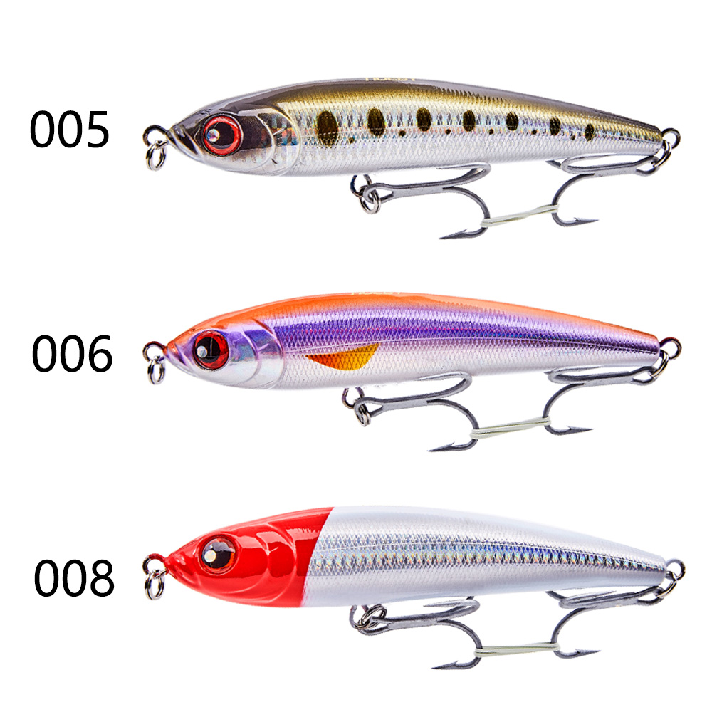ALI shop ...  ... 32898246139 ... 5 ... NOEBY NBL9062 Pencil Baits Lure seawater fishing lure 140mm 160mm 180mm Sinking Wobbler Bass Isca Artificial Para Pesca Tackle ...