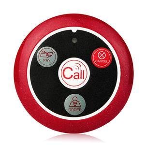 Image 5 - RETEKESS Беспроводная система вызова официанта обслуживание клиентов Ресторан 2 шт TD108 часы приемник + 15 кнопок вызова беспроводные пейджеры