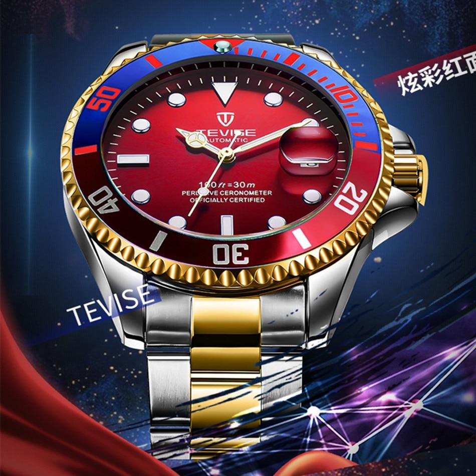 HTB1l.jdKASWBuNjSszdq6zeSpXaf Tevise Luxury Waterproof Automatic Men Mechanical Watch Auto Date Full Steel Business Top Brand Man Watches Water Resistant T801