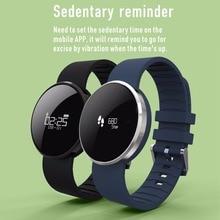 UW1 Bluetooth Smart Монитор сердечного ритма наручные часы спортивные SmartWatch IP67 Водонепроницаемый реального времени шагомер электронные устройства