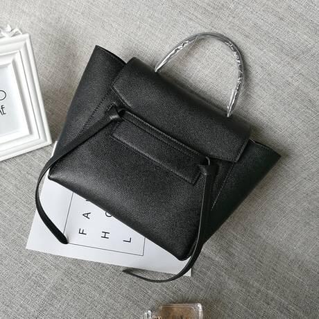 HANYUNA BRAND New Fashion Cowhide Catfish Women Bags Belt Knot Bags Large Capacity Totes Split font