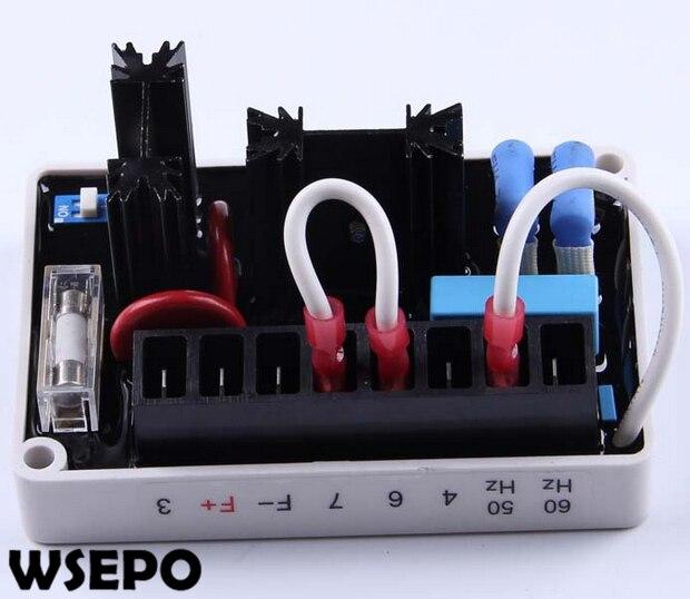EA350 AVR/Automatic Voltage Regulator/Excitation Regulator for Brushless Diesel Generator Set brush phase compound excitation generator stl 3 voltage regulator avr voltage regulator board