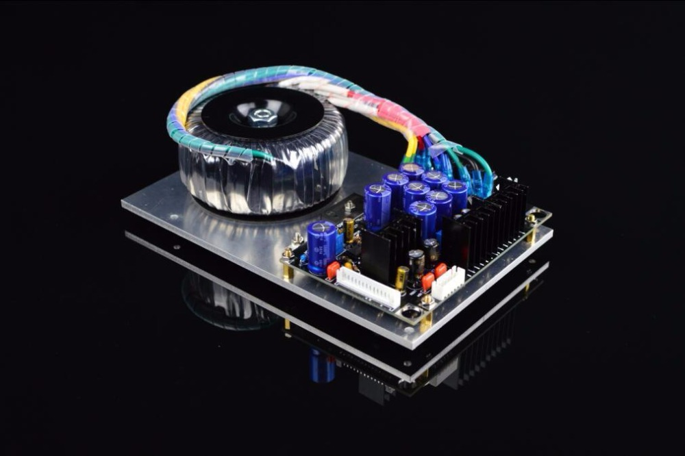 NEW Upgrade Linear Power supply board module for OPPO BD player 103/103D/93 PSU with ring transformer linear power linear power supply power linear - title=
