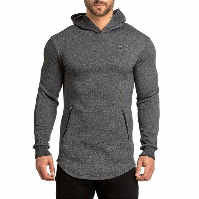 2016 Hot Sale Autumn Men HoodiesCasual Hoody Sweatshirt MenFashion Brand Hoodie Jacket Man Pullovers Sportswear