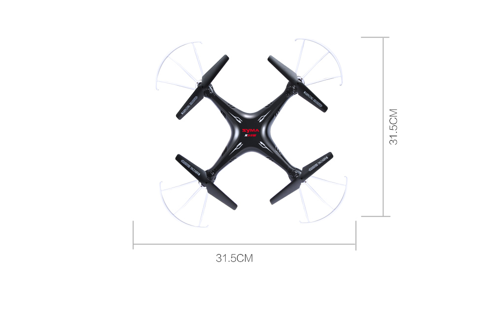 SYMA Official X5SW Drones with Camera HD WiFi FPV Real Time transmission RC Helicopter Quadrocopter RC Dron with Extra Battery 18