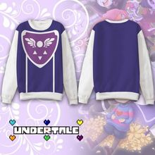 OHCOMICS Anime Undertale Cotton Hoodie Coat Sweatshirt Jacket Cosplay Costume Winter