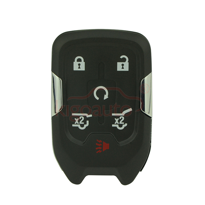 HYQ1AA Remote smart key fob case 5 button for Chevrolet Suburban Tahoe GMC Yukon XL 2015 kigoauto