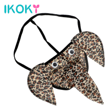 IKOKY Sexy Man Elephant Role Play Erotic Toys SM Bondage G Strings Special Gifts