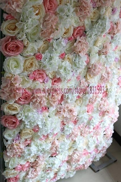 10 Teile Los Artificia Blume Rose Wand Hochzeit Hintergrund