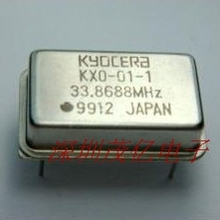Прямой активный кристалл OSC часы Прямоугольник DIP-4 33,8688 МГц 33,8688 МГц полный размер