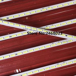 Image 4 - LED شريط إضاءة خلفي 72 مصباح ل LG lnnotek 48 بوصة VNB 7020PKG 72EA VES480UNVS M01 VES480UNVS 3D M01 TX 48C300B 48FLHK249BCD