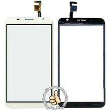 Черный Белый Передняя Стеклянная Линза + Сенсорный Экран Digitizer Для Huawei GX1 SC-CL00 GX1S Замена для Мобильного Телефона ЖК-Экран случае