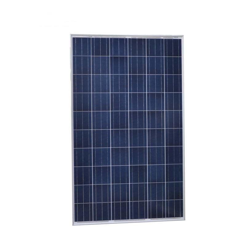 10 Pcs Solar Panel Module 250w 20v Zonnepaneel Set 2500w