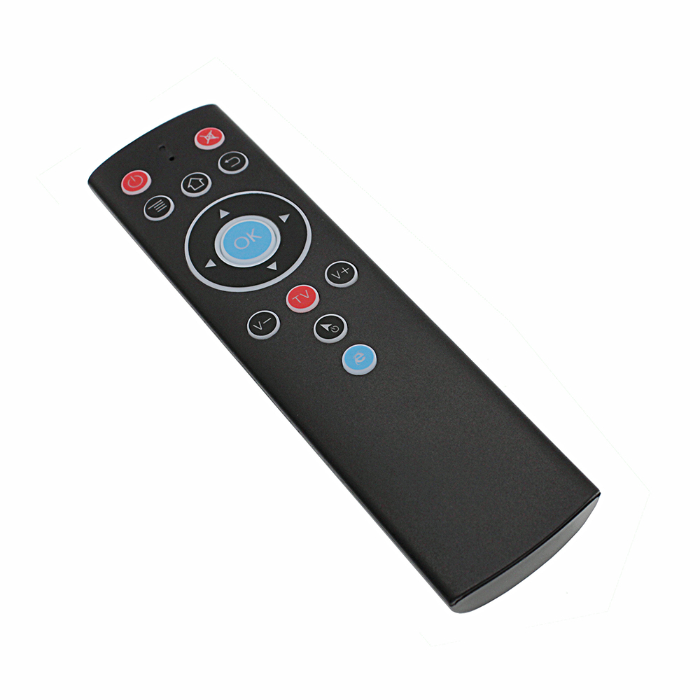 oFourSmart T1 2.4GHz Mini Wireless Remote Controller for Android TV Box Projector IPTV HTPC Mini PC Supports Android Windows Mac Linux OS