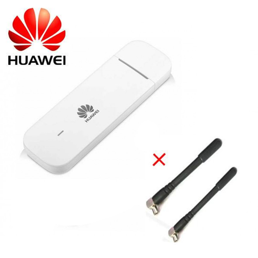 Unlocked Huawei 4G USB Modem E3372 E3372h 607 with Antenna 4G LTE 150Mbps USB Dongle 4G