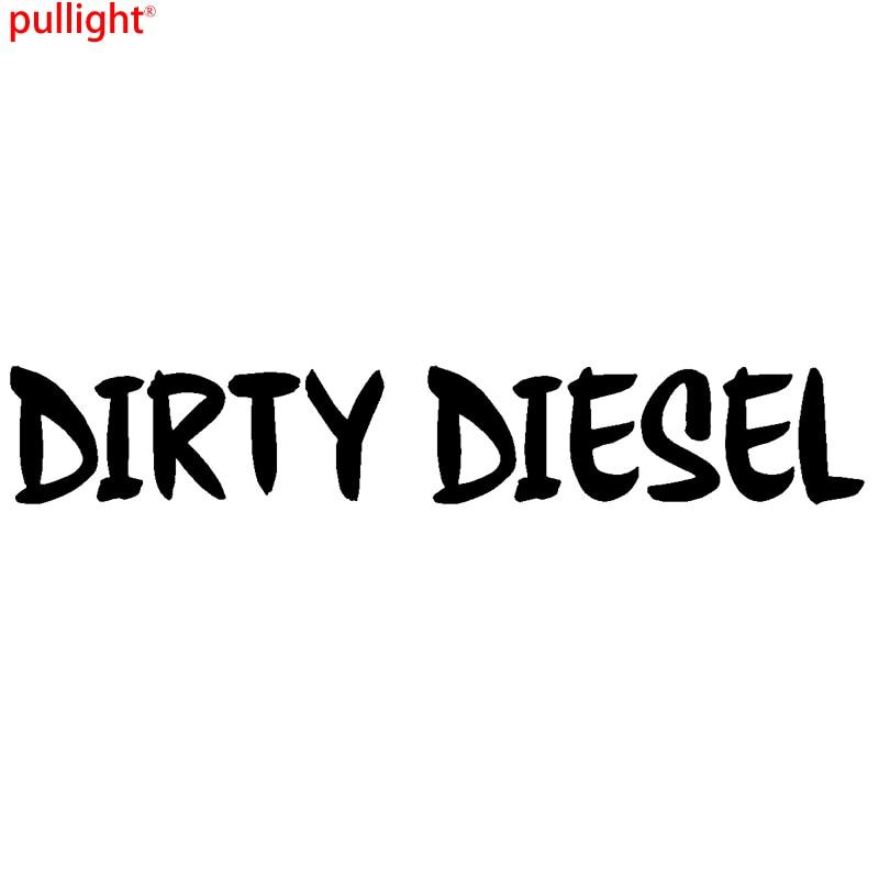TDI MK3 Diesel car vinyl decal vehicle graphic bumper sticker