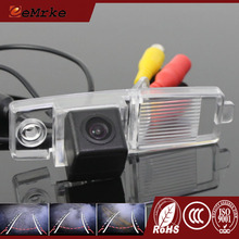 EEMRKE CCD HD Car Rear View Camera With Tracks Reversing Guidance Trajectory for Toyota Land Cruiser J200 V8 2007-2014