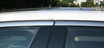18-19 for BMW 5 Series window trim new 5 Series refitted 525li528li530li exterior decoration