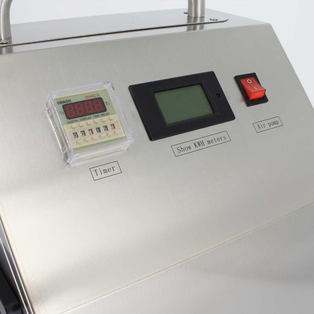Pinuslongaeva CE EMC LVD FCC Factory Outlet 5 10 20 30 G/H 30 Gram Bergerak Portable Ozon Generator Air Air disinfeksi Mesin