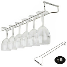 High quality Stainless Steel Wine Glass Rack