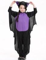 طفل هالوين باتمان زي باتمان كوس ازياء الأطفال تأثيري زي الاطفال كوس زي حزب اللباس عيد B-3299