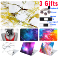 New Print Case For Macbook Air 11 12 13 Pro 13 15 Retina Marble Stars Nebula laptop Bag Touch Matte Drawing Cover Oil Shell