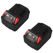 2x 4.0Ah 18V Red Lithium Ion XC 4.0 Battery For M18 M18B4 48-11-1828