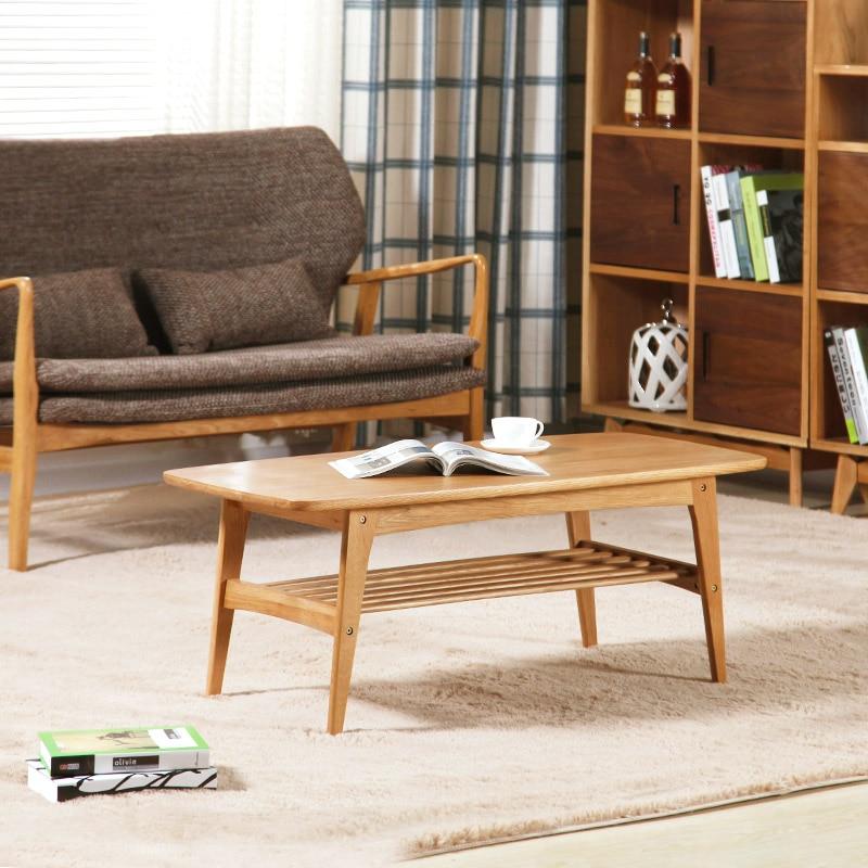 Moderne Salontafel Hout.Japanse Stijl Thee Tafel Nordic Eiken Hout Moderne Eenvoudige
