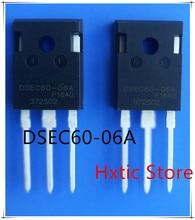 10pcs/lot DSEC60-06A DSEC60 06A TO-247